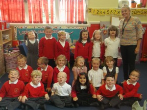 Class Photo Miss H
