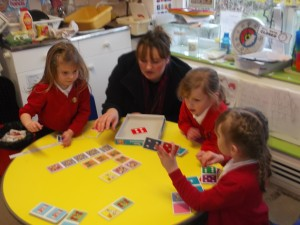 Reception's Maths Workshop