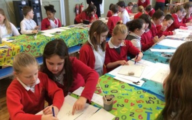 Y6 Calligraphy Masters